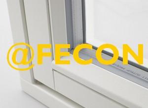 Fecon, Holzfenster, dänische, auswärts, einwärts, qualität
