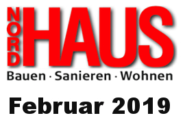 Logo der Messe Nordhaus in Oldenburg 2019
