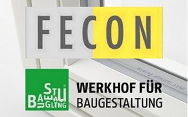 Produktionsentwicklung, Fecon, Werkhof Baugestaltung, Holzfenster