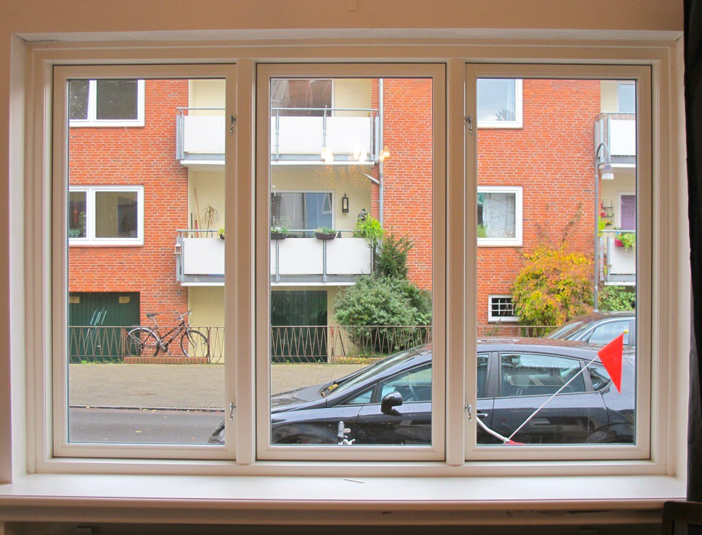 Holzfenster, Oldenburg